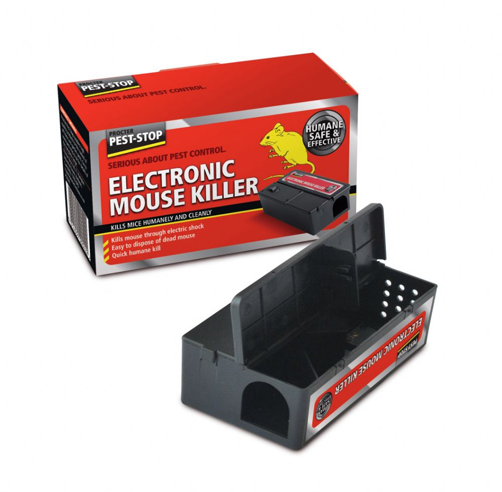 Pest Control In Boutte Mail: Electronic Mouse Killer